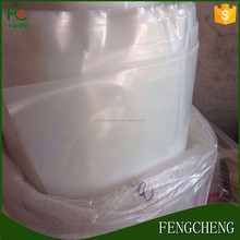 heat control clear uv resistant plastic film for greenhouse