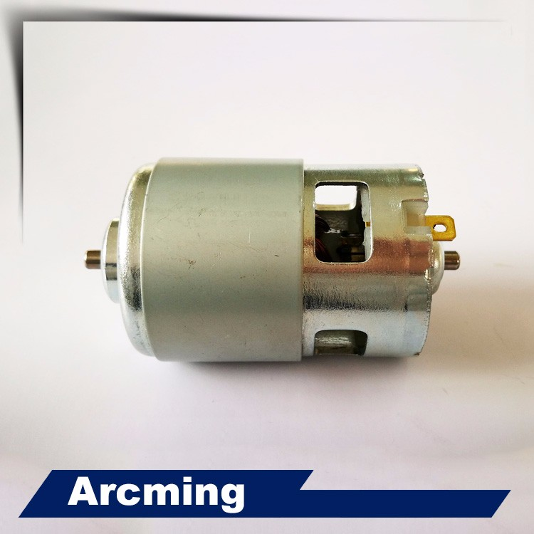 2017 High performance low noise on working high torque DC motor with good price