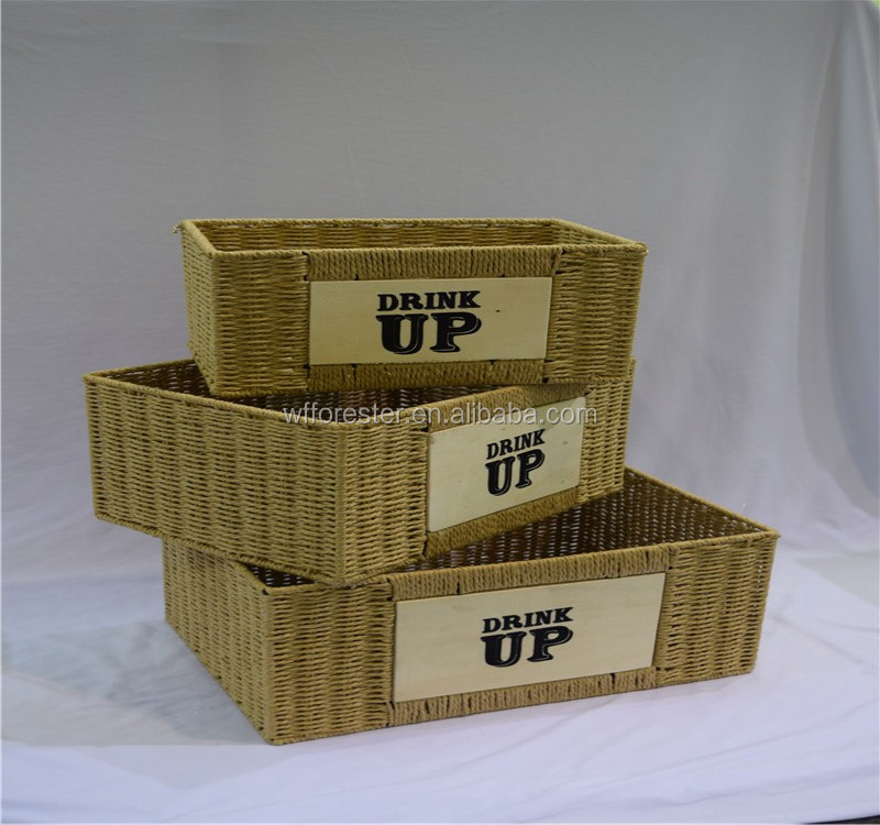 wholesale eco-friendly wood orange crates