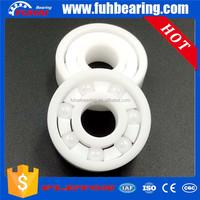 auto industry double row hybrid ceramic ball zirconia skate bearing