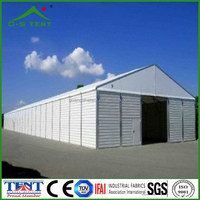 cold weather mobile industrial shed canopy tents