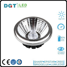 High lumens Anti-glare 12W AR111 led spotlighting led spot light