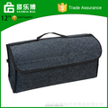2017 spring new felt Vehicle storage box car trunk storage bag
