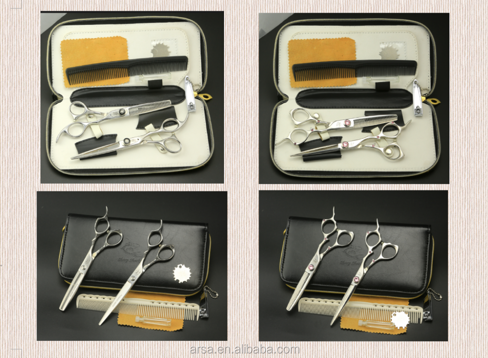 Professional hair cutting scissors Popular scissor, baber scissors with Big Promotion