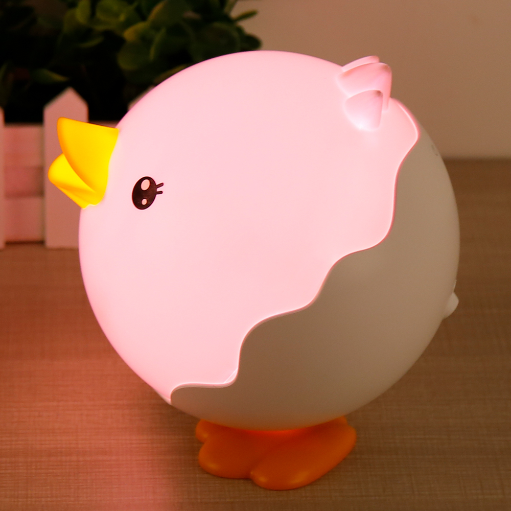 Multicolor Cute Duck Indoor Lights without <strong>Electricity</strong>