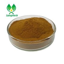 Manufacturer Pure Swertia millensis extract 20%Swertia davidi Franch extract CAS# 17388-39-5