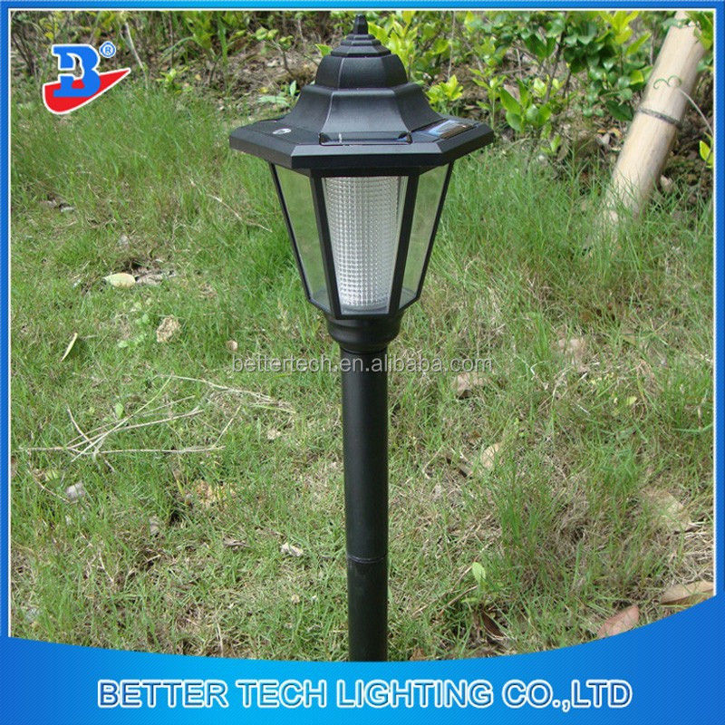 Factory Manufacture Solar Powered Outdoor path Light For Garden