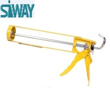 stainless steel high quality silicone sealant 300ML caulking gun