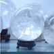 10cm natrual clear quartz crystal ball for home decoration so beautiful