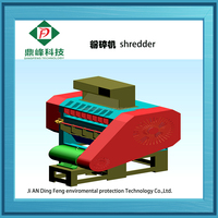 FSJ800-1200 tire ground rubber pulverizing machines