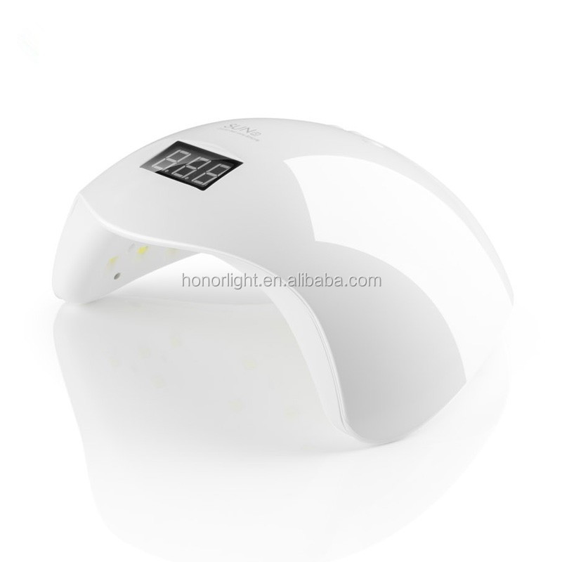amazon best seller lampada led uv 48w sun5 vietnam nail lamp with LCD display