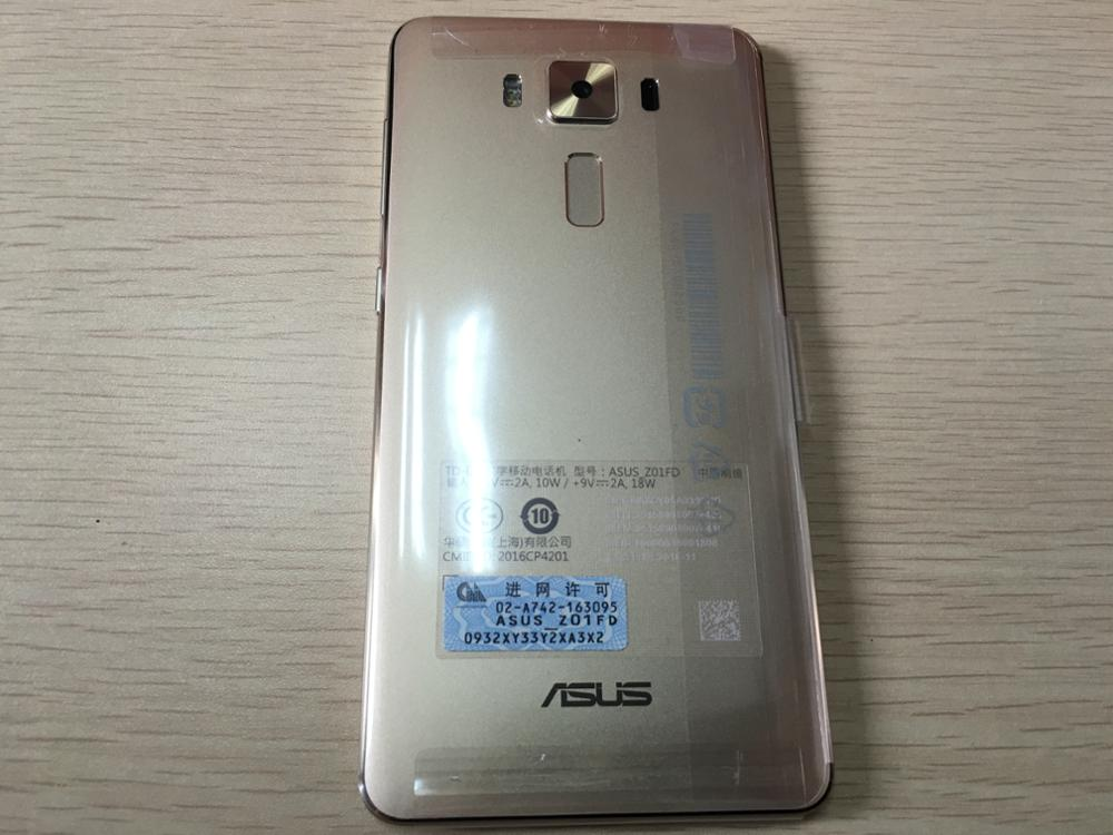 ASUS Zenfone 3 Deluxe ZS550KL Mobile Phone 5.5inch Fingerprint ID 4GB RAM 64GB ROM Android 6.0 4G LTE Smartphone