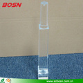 High transparent acrylic sofa leg, acrylic leg for furniture