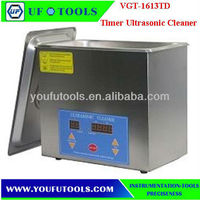 VGT-1613TD 1.3 L Digital Ultrasonic Cleaners (Electronic products,money, fruit and so on.)