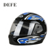 Protect the head ABS full face helmet motorcycle