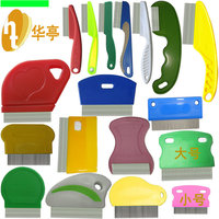 Custom Comfortable Convenient Hair Combs And Brushes Set for Pet