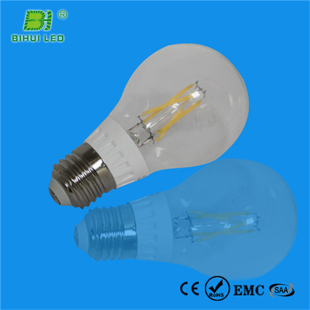 High quality & Low Price 80Ra light Dimmable blue and white porcelain led light bulb