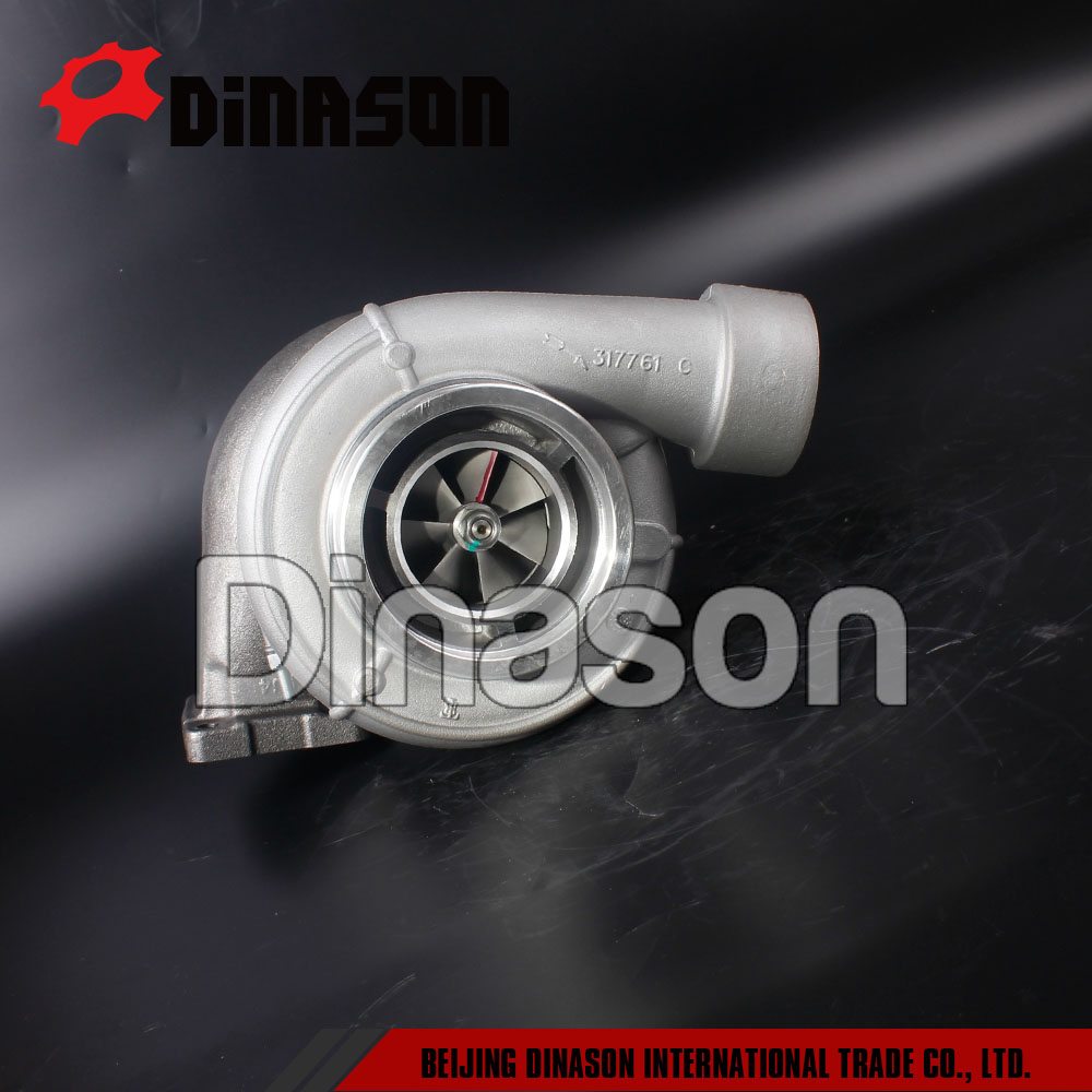 S400 turbochargers 04261800KZ 319192 used on DEUTZ BF6M1015CP engine china supplier turbo part