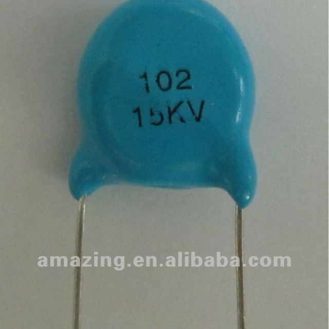 Disc Capacitor 15KV 1000pF used for x ray machine