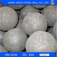 Hot Rolled Alloy Steel Balls /Ball Mill Balls with Best Prices