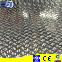 1050 3003 5052 5083 H22 aluminum tread sheet for deck floor