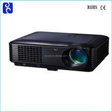 2015 hot selling Wireless WIFI smartphone control LCD LED projector(SV-228)
