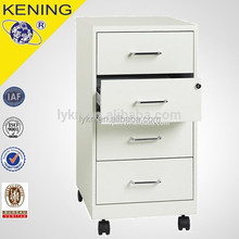 new design best quality four drawer vertical filing cabinet
