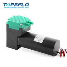 diaphragm brushless dc 12v Ozone move-cupping bust instrument Vacuum pump