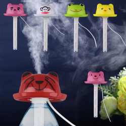 New style animal shape mini personal humidifier gives family and friends
