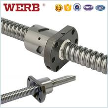 WERB SFU02004-4 Rolled Thread Ball Screw Linear Actuators for CNC Machining