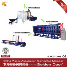 CE Standard EPS Foam Block Machine for Wall Insulation