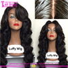 100% human hair glueless silk top full lace wig virgin brazilian cheap silk top full lace wigs