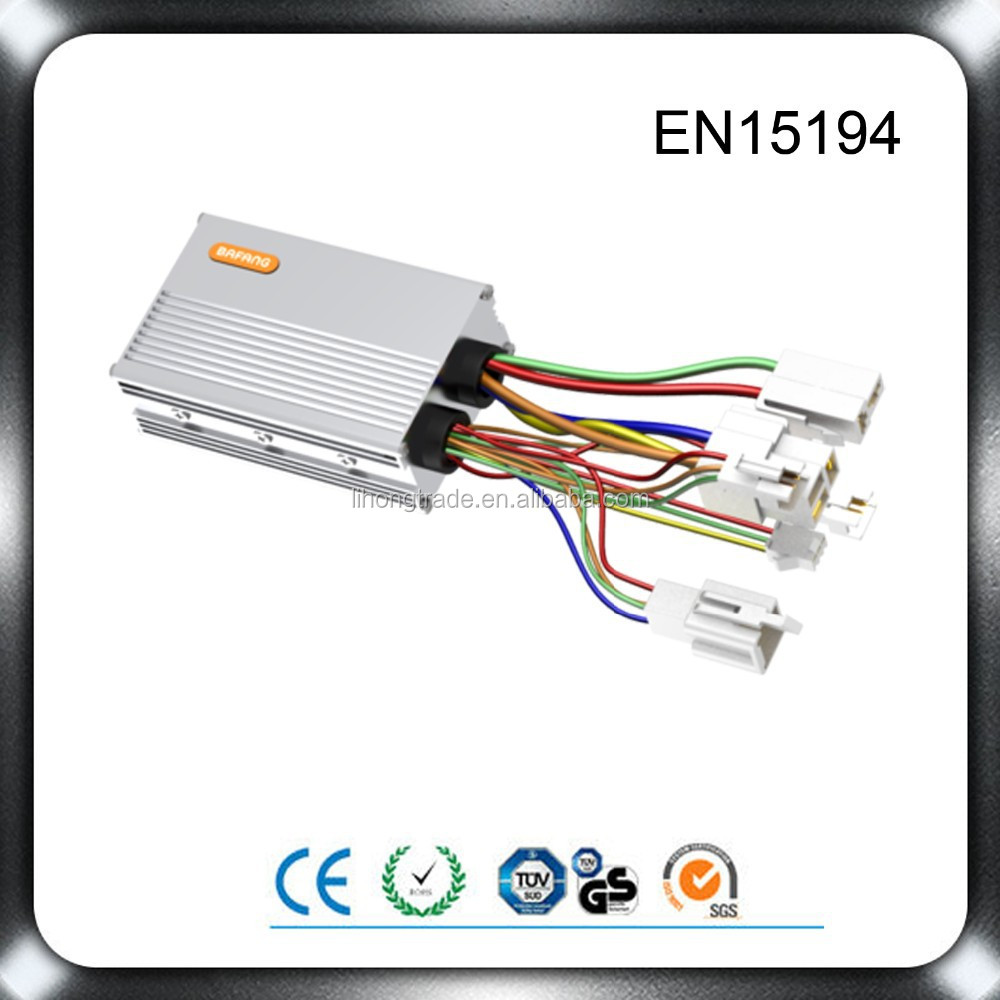 High performance brushless electric bike motor controller 24v 500w