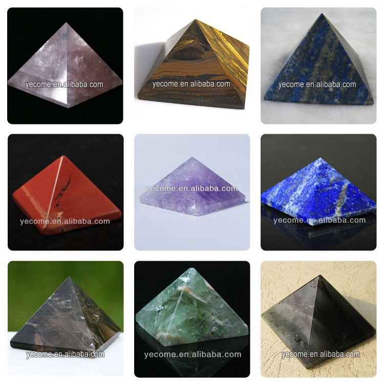 HJT Wholesale spiritual healing products Raw crystal Flourite Points
