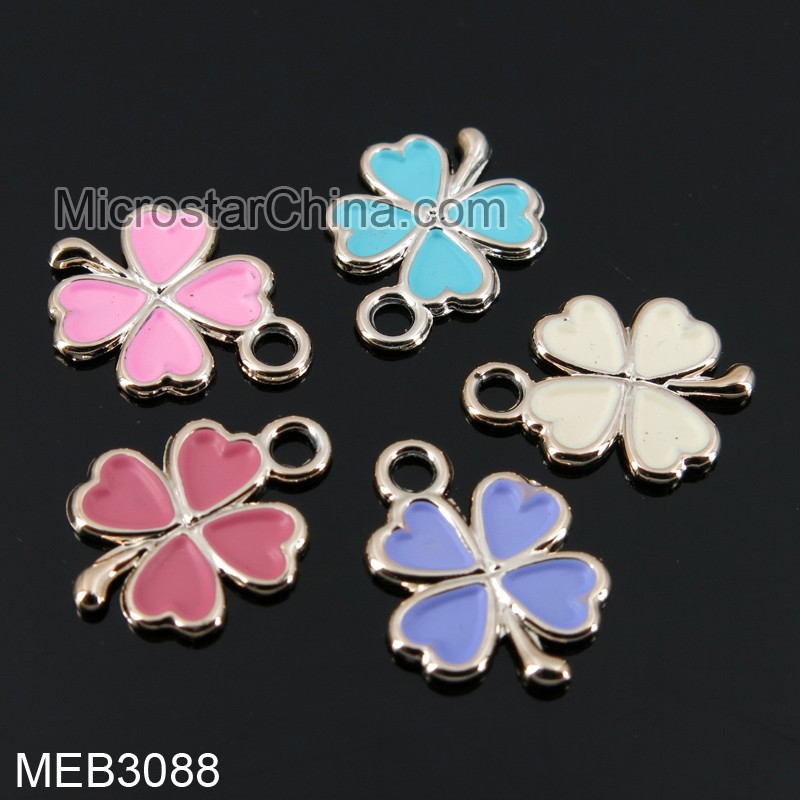 Latest design have stock can mix color butterfly shape quantum pendant price in india