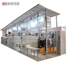 3x3 Modular Exhibition System Shell Scheme Booths