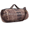 Wholesale High Quality Custom Logo Design Portable Travel Gym Canvas Duffle Bag Sports