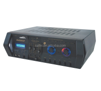 High quality professional sound system outdoor big power amplifier