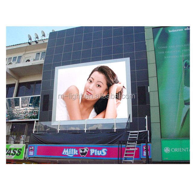 10mm outdoor sports stadium p10 mm led display