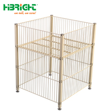 strong safety cage wire mesh dog cage for ferocious animals