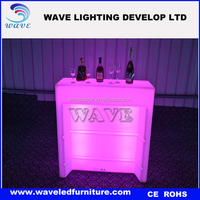 modern night club decorative panel for bar counter