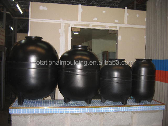 Thermal insulation combined plastic water storage tanks mould for rainwater harvesting & storage