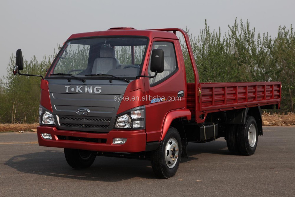 Hot sale factory direct supplying 2 ton 4x2 light truck for sale