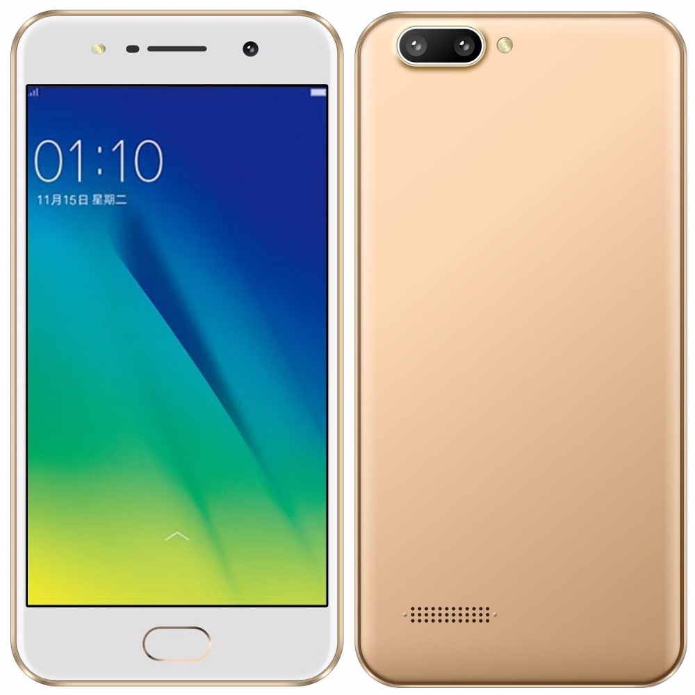 OEM China Android 6 Mobile Phone Unlocked Cheap price CUSTOM 5 inch Mini MTK6580 1GB RAM 4GB ROM R11 Quad Core 3G LTE Smartphone