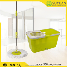 Easy and simple to handle plastic 360 spin mop socket