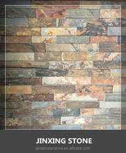 flexible stone veneer natural rustic slate wall cladding stone for exterior wall (culture stone)