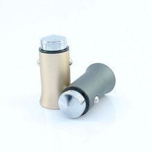 Wholesale Custom Cheap 5v 3a 9v 2a 12v 1.5a qc 3.0 3.1a metal aluminum car charger with CE certificates