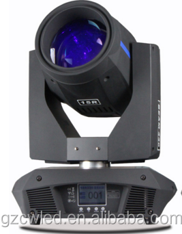Chinese manufacturers sell 15R 330W Sharpy Moving Head 15R Beam 330 Beam