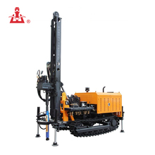 Kw180 Used Portable 180M Depth Water Well Drilling Rigs For Sale In India Market