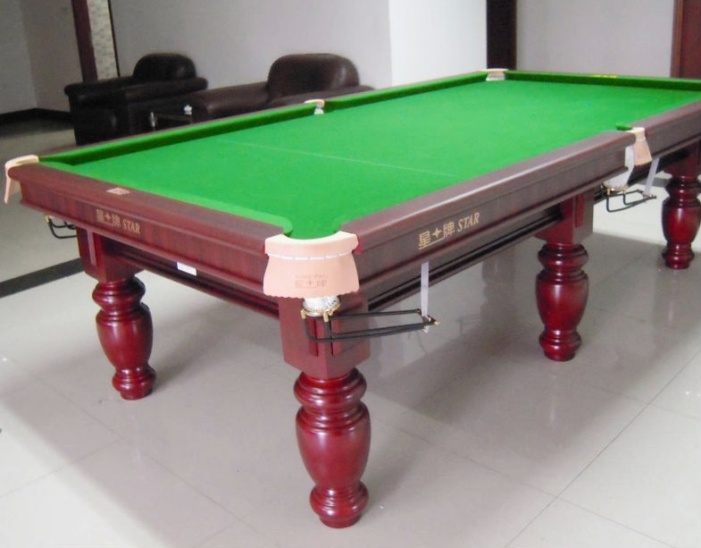 Classic Star Brands Carom Billiards Pool Table For Sale